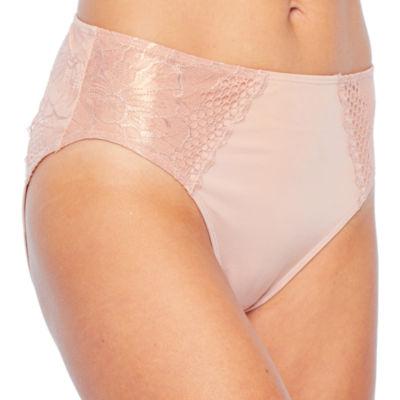 Ambrielle High Cut Lace Panty