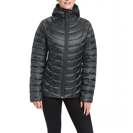 73259c2595c8e Champion Quilted Hooded Lightweight Puffer Jacket