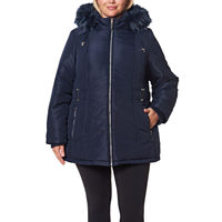 Liz Claiborne Heavyweight Puffer Jacket Plus Deals