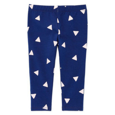 Okie Dokie Printed Legging - Baby Girl NB-24M