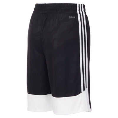 adidas Pull-On Shorts-Toddler Boys