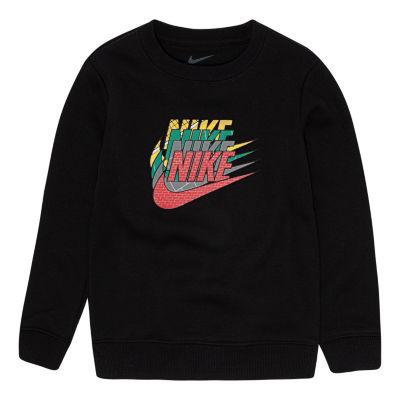 Nike Short Sleeve Graphic T-Shirt-Toddler Boys