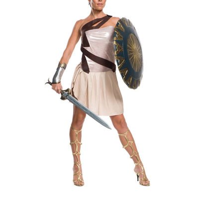 Wonder Woman Movie - Wonder Woman Beach Battle Deluxe Women's Costume
