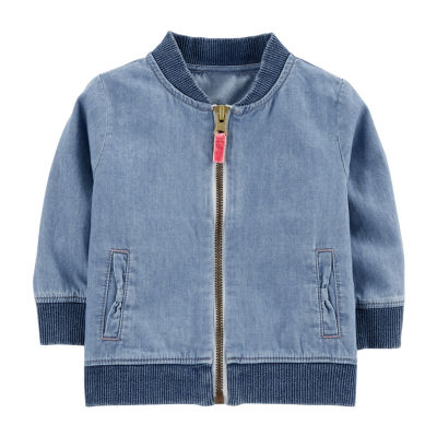 Carter's Denim Jacket - Baby Girl