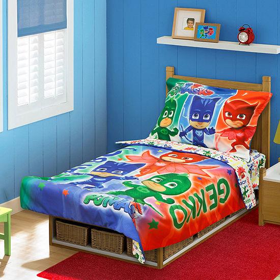 new styles 022b9 e5608 Stevens Baby Boom Toddler Bedding Set