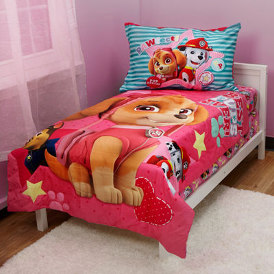 Paw Patrol Best Pups Toddler Bedding Set