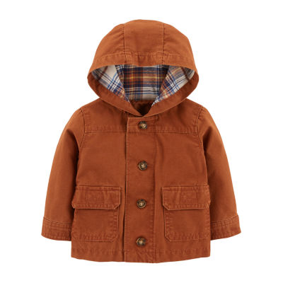 Carter's Utility Jacket - Baby Boys