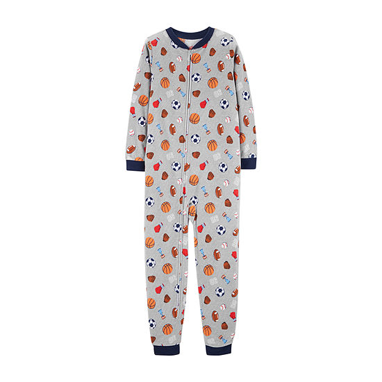 18564d0aa Carter s One Piece Pajama - Preschool Boys - JCPenney