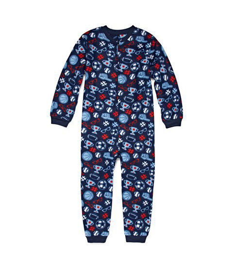 Arizona Long Sleeve One Piece Pajama Boys