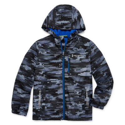 Free Country Boys Lightweight Windbreaker-Big Kid