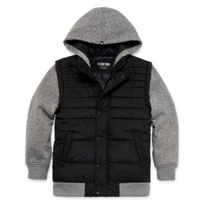 Zoo York - Boys Heavyweight Puffer Jacket