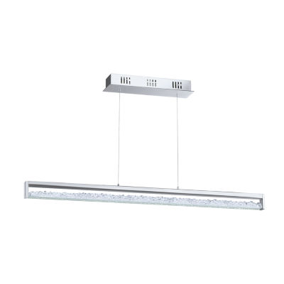 Eglo Cardito LED 5 inch Chrome Pendant Ceiling Light