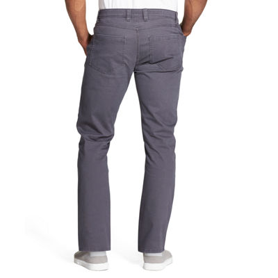 Van Heusen Twill Five Pocket Chino Pants
