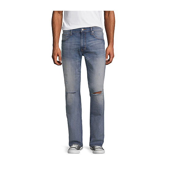 Arizona Mens Athletic Fit Bootcut Jean