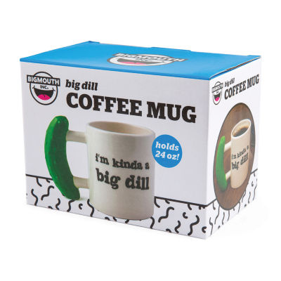 Big Mouth Inc.® Big Dill Coffee Mug