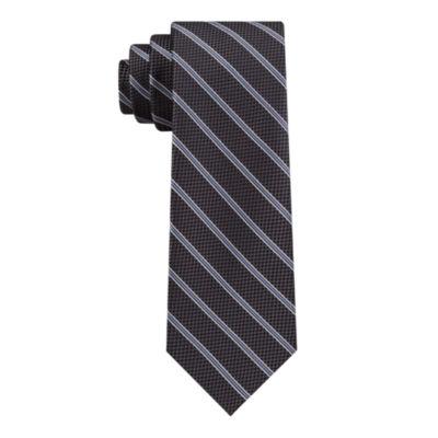 Stafford 365 Stripe Tie