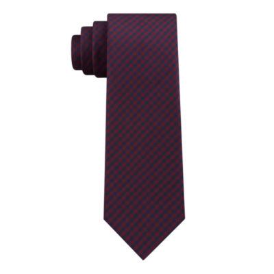 Stafford 365 Plaid Tie
