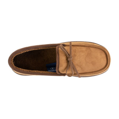 Men's Stafford Moccasin Slippers
