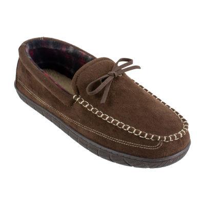 Dockers Men's Moccasin Slippers