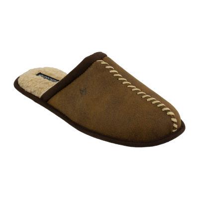 Dockers Men's Slip-On Slippers