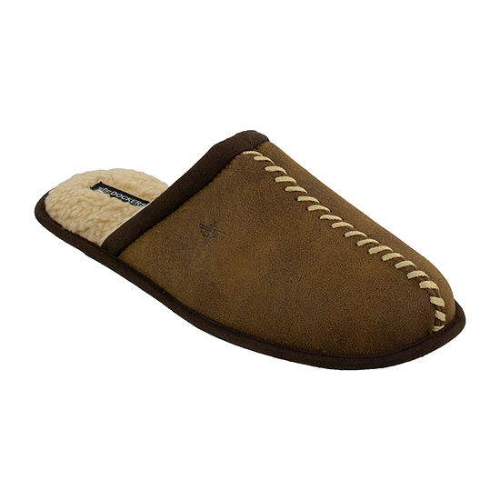 Dockers Men's Slip-On Slippers