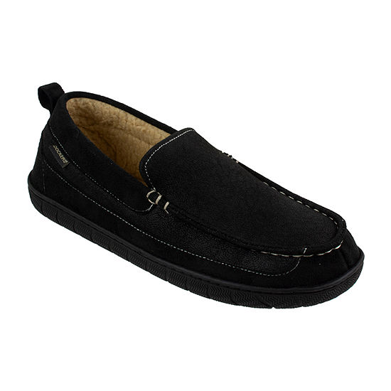 Dockers® Distressed Moccasin Slippers