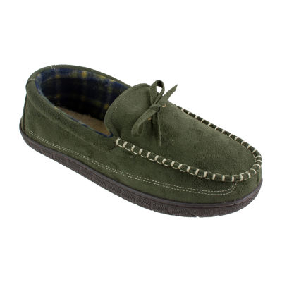 Men's Dockers Moccasin Slippers