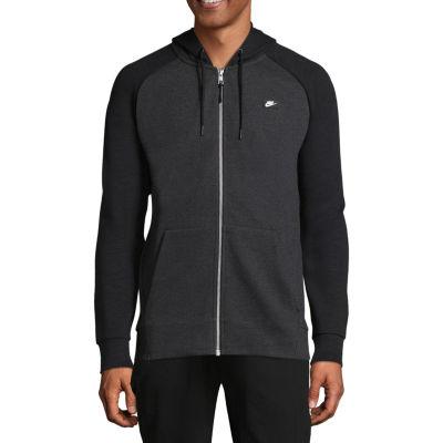 Nike Optic Full Zip Fleece Hoody