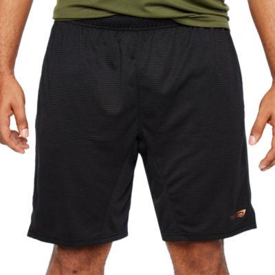 Copper Fit Jogger Shorts-Big and Tall