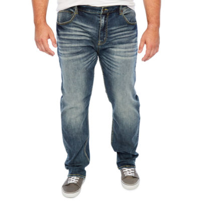 The Foundry Big & Tall Supply Co. Mens Straight Leg Jean-Big and Tall