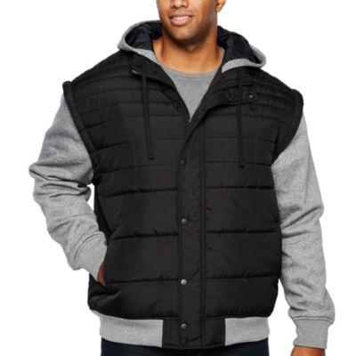 Zoo York Hooded Heavyweight Jacket - Big and Tall