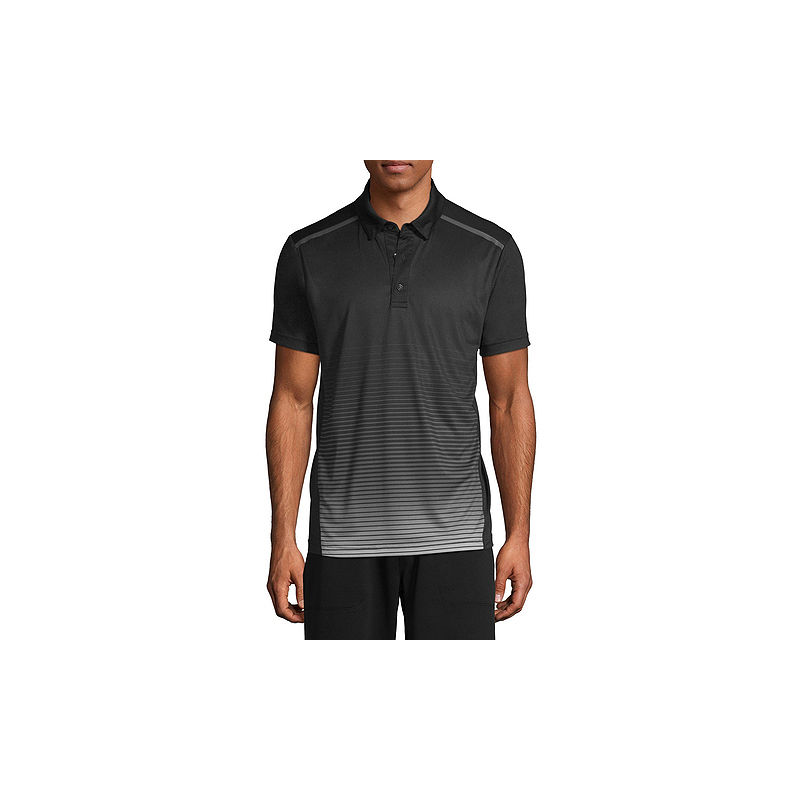 7090dc0d UPC 058620151701 product image for Msx By Michael Strahan Short Sleeve Mesh Polo  Shirt | upcitemdb