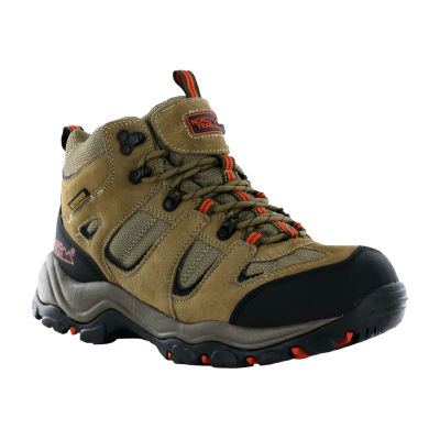 Nordtrail Mens Nord Trail Hiking Boots Lace-up