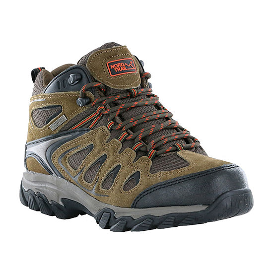 Nordtrail Mens Lace Up Hiking Boots