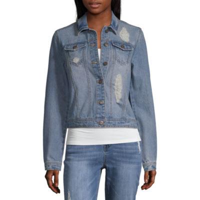 Highway Jeans Denim Jacket-Juniors