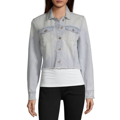 Highway Jeans Lightweight Denim Jacket-Juniors