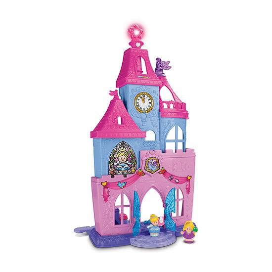 Little People Disney Princess Magical Wand Palace