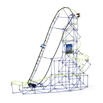 Discovery Kids Roller Coaster Building Set