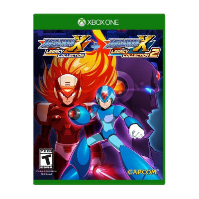 XBox One Mega Man X: Legacy Collection 1 & 2 Video Game