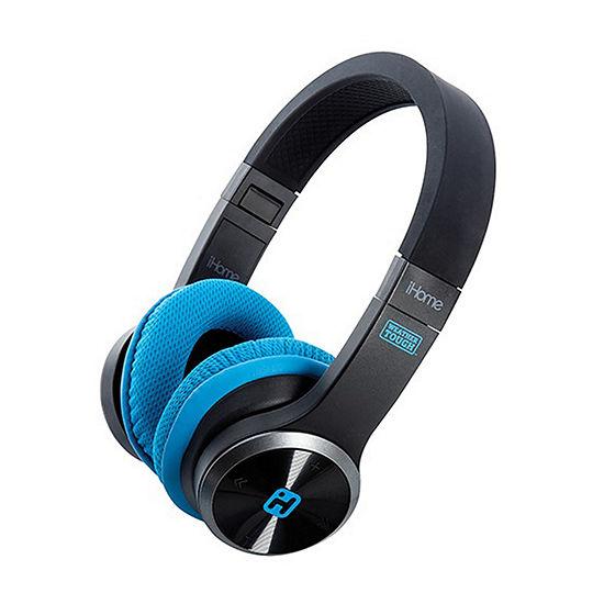 iHome iB88BLC Splashproof Rugged Foldable Bluetooth Wireless Headphones