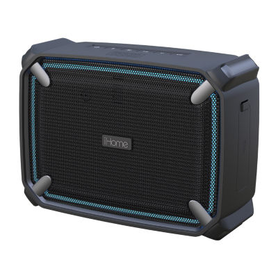 iHome iBT372BGC Waterproof Floatable Bluetooth Wireless Speaker