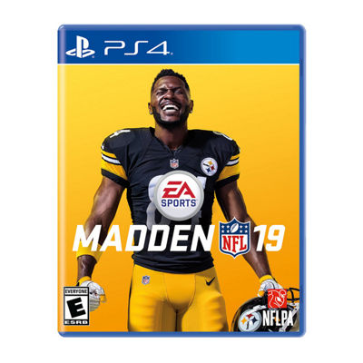 Playstation 4 Madden Nfl 19 Video Game
