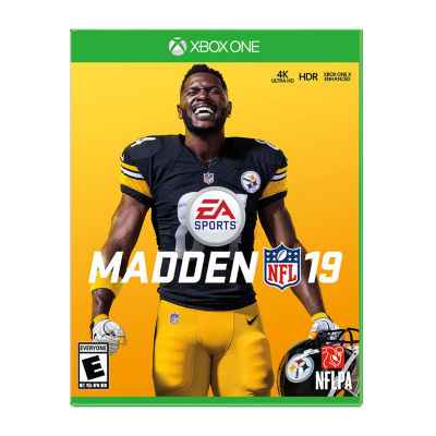 XBox One Madden Nfl 19 Video Game