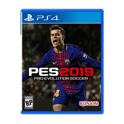 Playstation 4 Pro Evolution Soccer 2019: David Beckham Edition Video Game