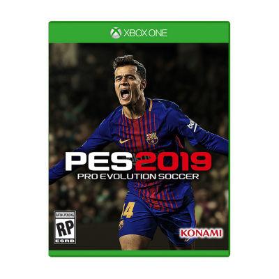 XBox One Pro Evolution Soccer 2019: David Beckham Edition Video Game