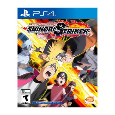 Playstation 4 Naruto To Boruto: Shinobi Striker Video Game