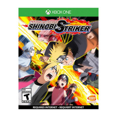 XBox One Naruto To Boruto: Shinobi Striker Video Game