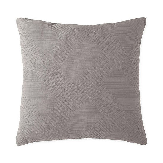 JCPenney Home Lydia Euro Pillow