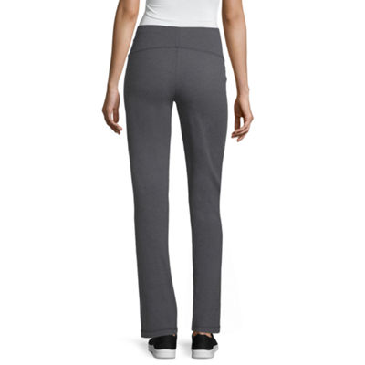 St. John's Bay Active Womens Yoga Pant-Petite
