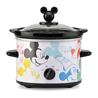 Mickey Mouse 90 Years 2 Quart Slow Cooker